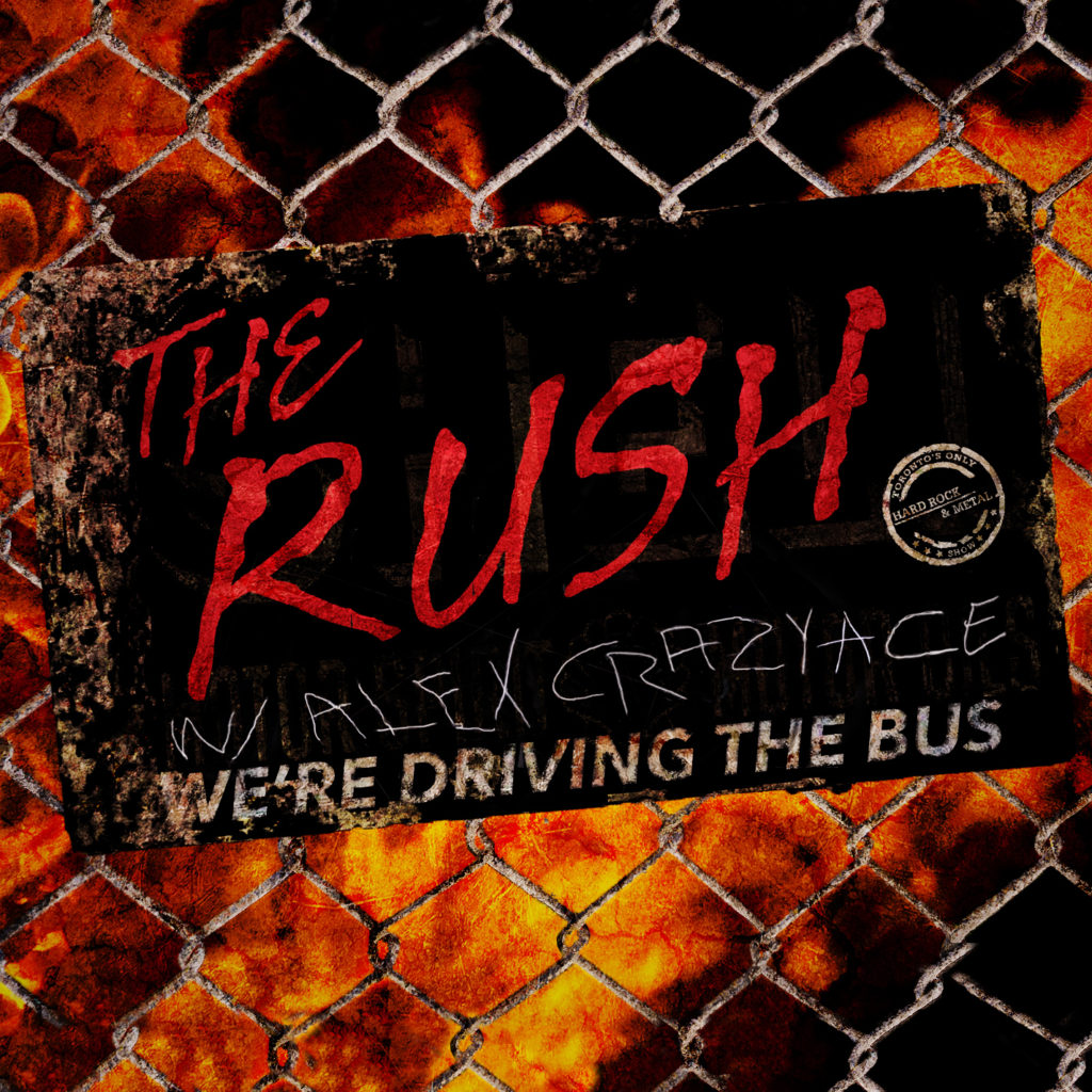 the rush new 1,3 no text square