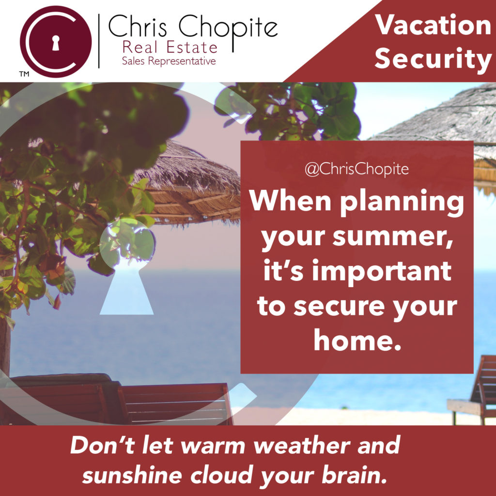Vacation Security Series